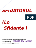 SFIDATORUL.doc
