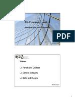 F101ECO H01 Introduction to Economics
