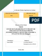 etudes faisabilité projets.PDF