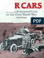 War Cars - British Armoured Cars in WWI (Weapon History)