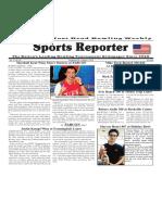 September 28 - October 4, 2016  Sports Reporter