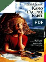 L'agence Babel - Daniel Pennac.epub