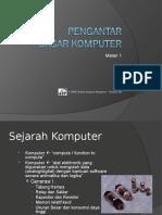 Program Komputer Pertemuan1