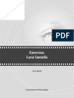 Entrevista Com Lucia Santanela