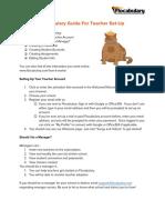 teacher guide to flocabulary