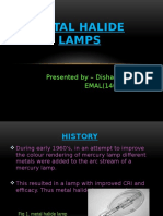 METAL HALIDE LAMPS-Disha.pptx