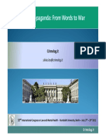 Jihad Propaganda - From Words to War