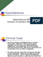 Hyponatremia (1)