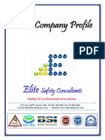 Elite Company Profile 2016