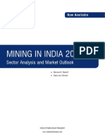 Mining in India 2016_Released