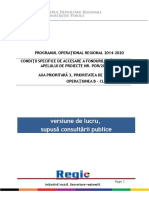 Ghidul Specific POR PI 3.1 Operațiunea B - Clădiri Publice