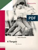 6 Tangos Piazzolla
