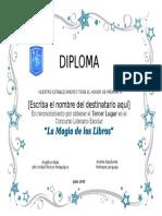 Diploma Segundo Ciclo