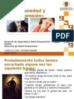 PPT Depresión y Ansiedad Revisada Por Ignacio Méndez - Agosto 2014