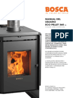 Manual Eco Pellet 360 V3