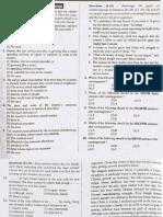 question paper ibps exam