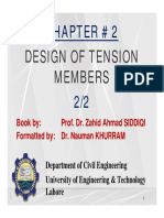 Tension Member Design-1
