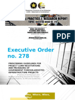 Executive Order 278