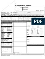 Form - Evaluasi PraAnestesi & Sedasi RSUTP