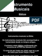 Instrumentos Musicais Biblicos