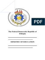 Special Needs.inclusive Education Strategy of Ethiopia