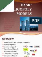 Presentasi Oligopoly