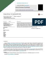 4.Glatzle-Rutzler & Lergetporer, 2015 - Lying and Age. an Experimental Study