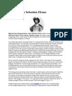 Biografi Juan Sebastian Elcano