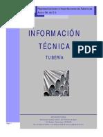 Dimensiones de Tuberia en Pulgadas (1)