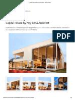 Capital House by Ney Lima Architect - MyHouseIdea