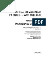 1.LR Mate 200id Mechanical Unit Maintenance Manual