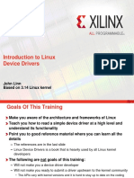 Xilinx-drivers-session1-2_Introduction to Linux Device Drivers_drivers