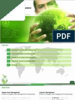 Presentasi Green SCM 2015