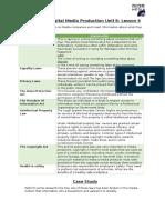 handout - cdmp unit 8 lesson 4