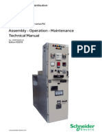 11kV Scheinder switchgear- Operational Manual.pdf