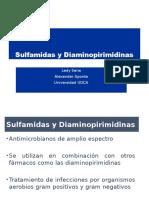 Sulfamidas y Diaminopirimidinas