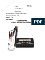 electroquimica informe