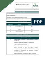 Politica de Infraestrutura.doc