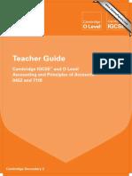 0452 7110 Accounting Teacher Guide 2014
