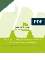 Manual Para La Implementacion Del Protocolo de Vigilancia