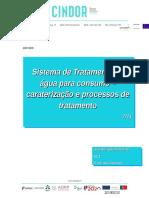 7771 - Sistema de Tratamento de Água Para Consumo – Caracterização e Processos de Tratamento