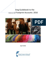 National Footprint Accounts 2016 Guidebook
