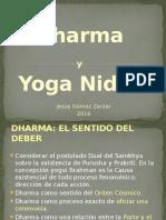 Dharma y Nidra