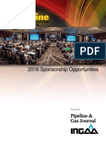 2016 Pipeline Opportunities Confrerence