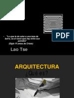Arquitectura El Espacio Del Hombre