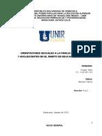 Informe Control y Formulacion de Proyecto. Sara Verges
