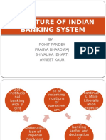 Banking Ppt Group 1 - Structure of Indian Banking System (1)