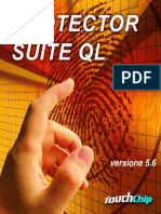 Manual UPEK FINGERPRINT