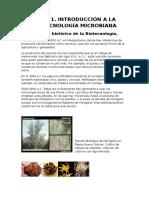 Biotecnología Microbiana