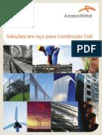CATÁLOGO - Soluções em Aço para a construção Civil